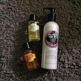 Shower Gel/Body Lotion