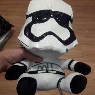 Star wars stuff toy-stormtrooper