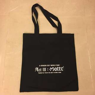 G-Dragon Tote Bag