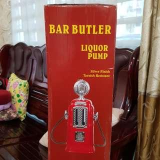 Bar butler liquor beer dispenser pump