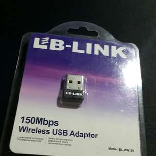 LB-LINK Wireless USB WiFi Dongle BL-WN151