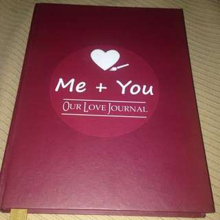 Free Shipping W/in MM LOVE JOURNAL
