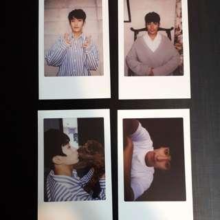 dokyeom diamond edge photocard set