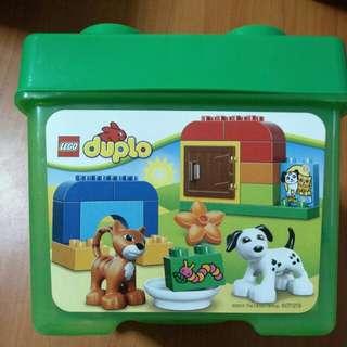 Authentic lego duplo set