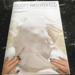 Uglies by Scott Westerfeld (A world where everyone's ugly. And then they are not) - Special Offer!