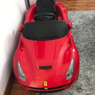 Children Electric Car - Ferrari