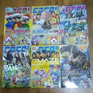 COCO Comic Magazines