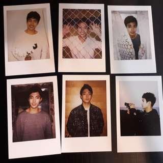 dokyeom 2016 encore concert photocards