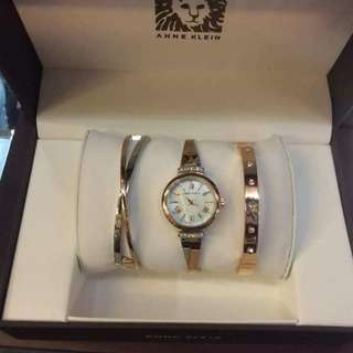 ANNE KLEIN WATCH SETS