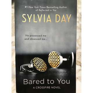A crossfire novel by Sylvia Day