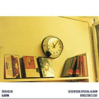 WTB Seventeen Kihno Album