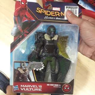 Spiderman homecoming-vulture