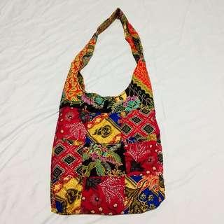 High Quality Batik Tote Bag