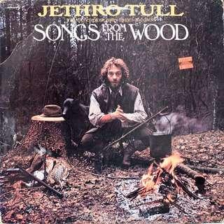 Jethro tull Vinyl LP, used, 12-inch original pressing