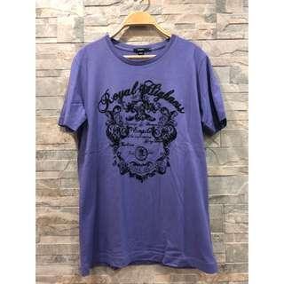 Bossini Purple Vintage Shirt