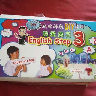 Flash cards (English)