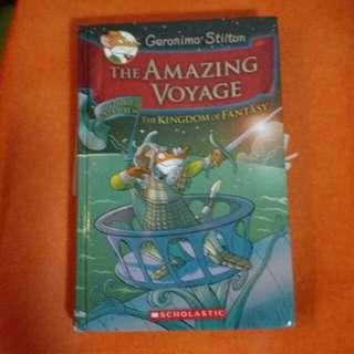 The Amazing Voyage - Geronimo stilton