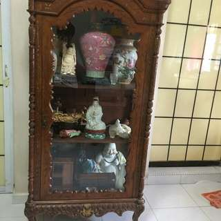 Old Peranakan Teakwood Furniture
