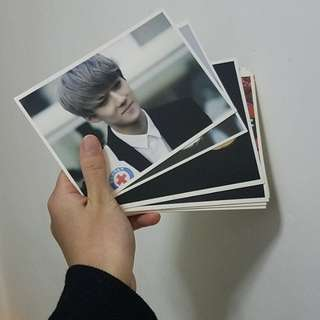 exo sehun's post card 世勛明信片