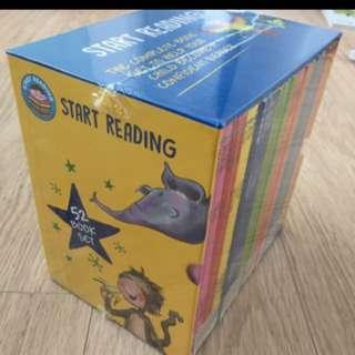 Start Reading Banded Or Leveled Readers