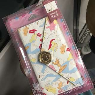 Alice愛麗絲IphoneCase6/6S ijacket 香港迪士尼 Disney 手機殻