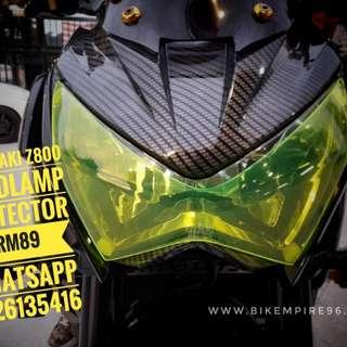 Z800 headlamp protector Wasap 0126135416