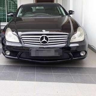 Mercedes CLS350 7G-Tronic