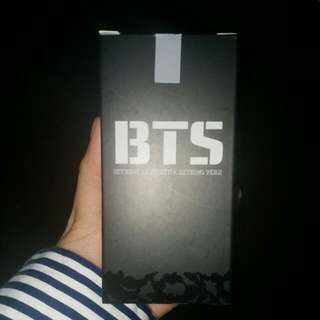 BTS OFFICAL light stick keyring ver.2(微瑕)