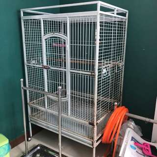 Parrot Cage Large Big Huge