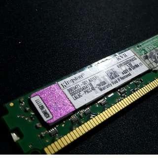 Kingston 2 GB DDR3 RAM