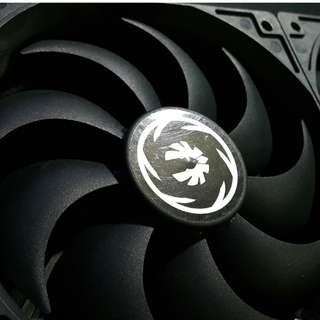 BitFenix 120mm Case Fan 3-Pin [2 pcs]
