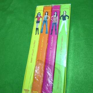 Pretty Little Liars Box Set 1-4 Books