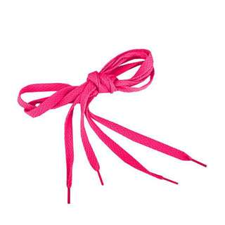 Hot Pink Shoelace