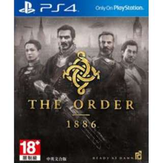 🚚 PS4-The Order: 1886-中英文合版