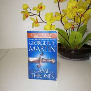 Game of Thrones (1st Book) by George R. Martin