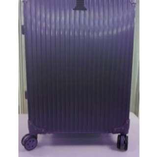 20 吋直角鋁鎖行李箱 Rectangular Aluminium Lock Suitcase