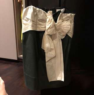 Super cute Thai Designer Skirt with Bow