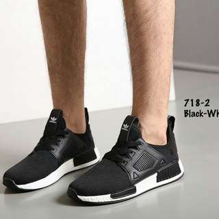 Ready Stock New Arrival !! 👟 Adidas Men Sport Shoes #718-2