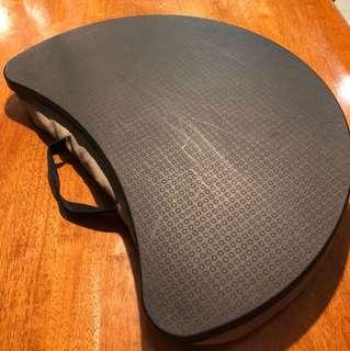 Laptop cushion