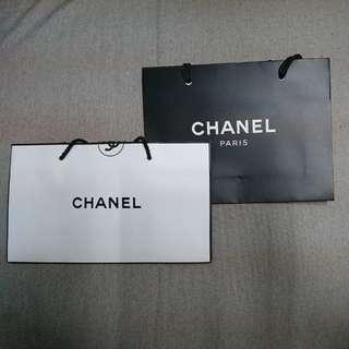 Chanel紙袋,十二元一個