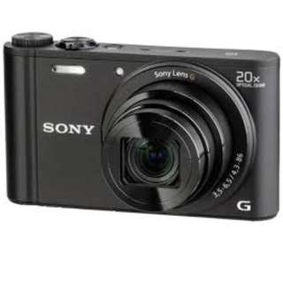Sony digital camera (dsc-wx350)