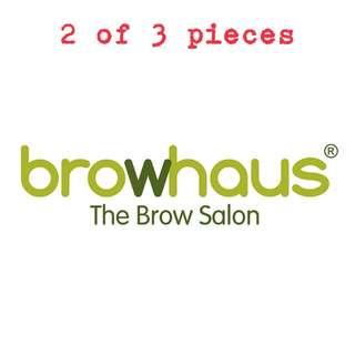 Browhaus Threading voucher (2 of 3)
