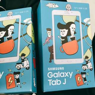 🚚 全新🎉Samsung Galaxy Tab J 8G 是平板更是手機