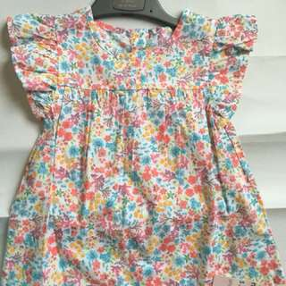 Brand New Mothercare Floral Dress Size 3 years