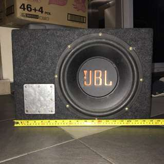 Jbl 12 inch woofer good condition