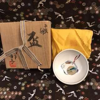 日本🇯🇵九谷燒 盃