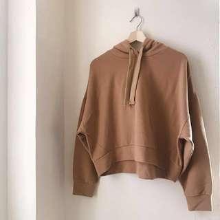 Lowrys Farm 衛衣 hoodie   啡色 earth tone