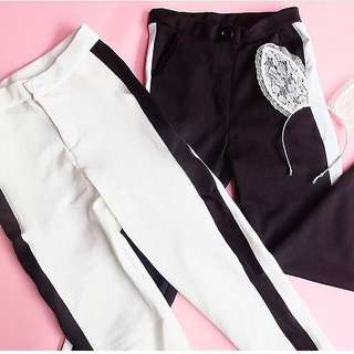 BASIC PANTS BERSHKA