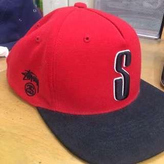 🚚 Stussy棒球帽