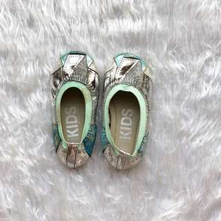 Cotton On Kids Shoes - Mint Green (Size 7)